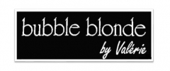 Bubble Blonde by Valérie